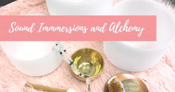 Sound Immersions and Alchemy