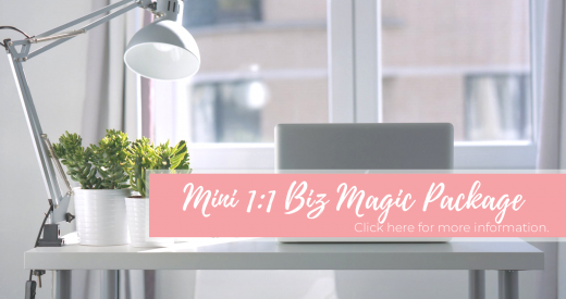 mini biz magic package